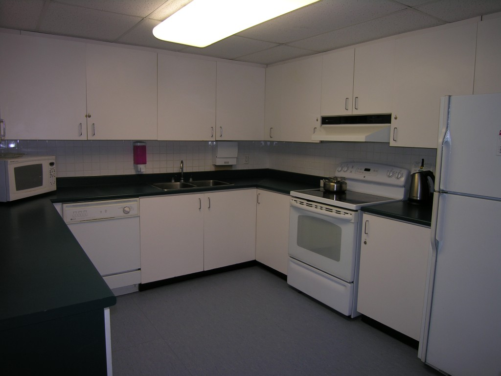 Kitchen (stove, fridge, microwave, dishwasher, etc.)